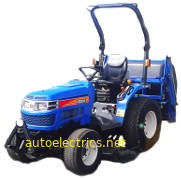 groundcare tractor