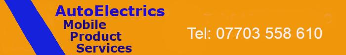 Autoelectrics 01743 884888
