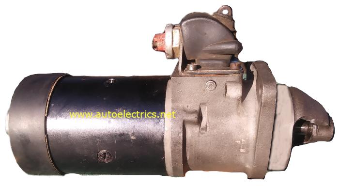 26143n Lucas M45g Fordson Dexta Tractor Starter Motor